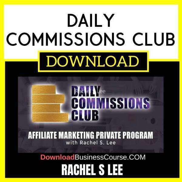 Rachel S Lee Daily Commissions Club free download idownloadprogram