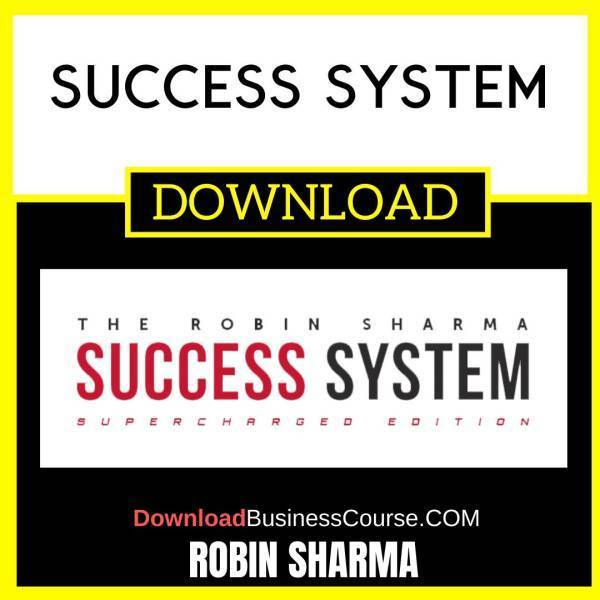 Robin Sharma Success System free download idownloadprogram