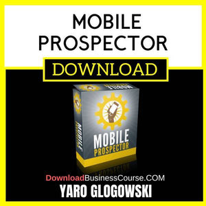 Yaro Glogowski Mobile Prospector free download idownloadprogram