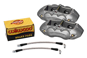 Wilwood Performance D8-4 Caliper Rear Axle Set (1965-1982)