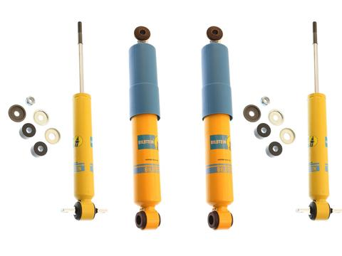 Bilstein HD Gas Shock Absorbers Set of 4 (1963-1982)