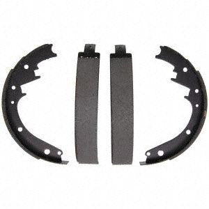 Brake Shoes, Rear (1953-62)