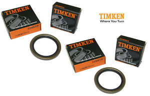1963-1968 Timken Front Wheel Bearing Kit