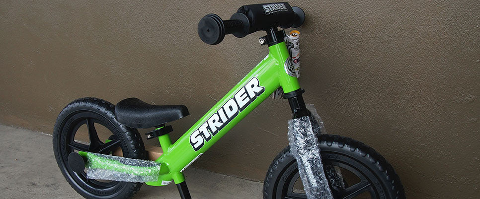 Strider 12 Sport Balanced Bike