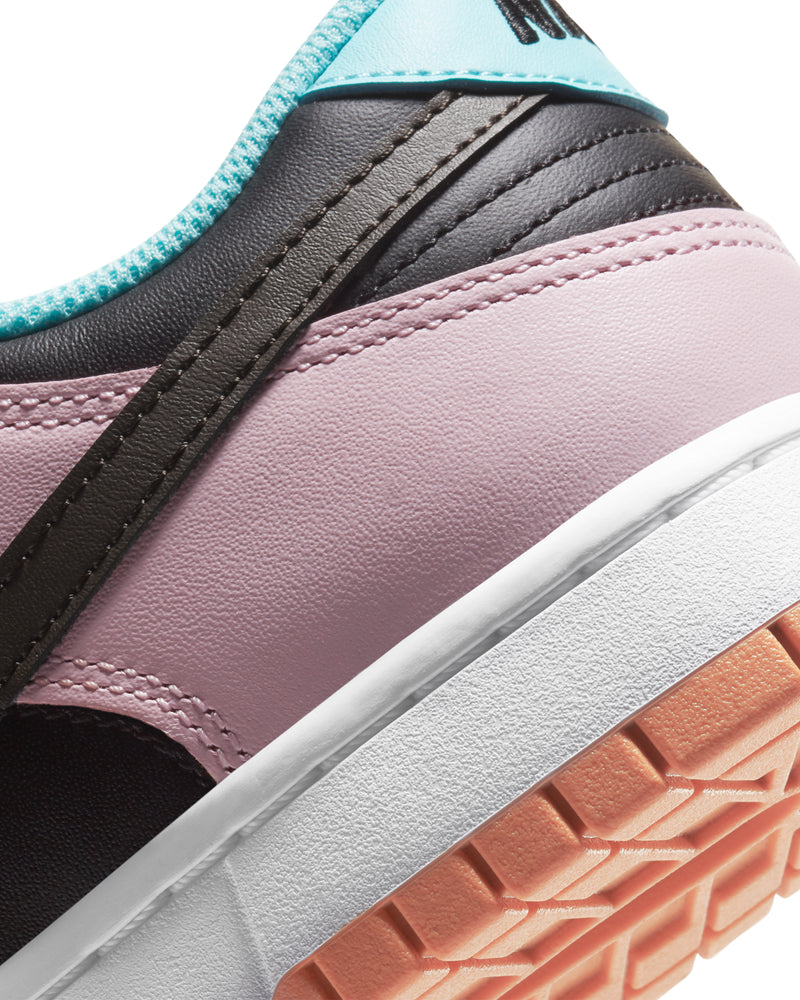 "Dunk Low Retro ""Free 99"" - BLACK / CHOCOLATE / COPA / PINK"