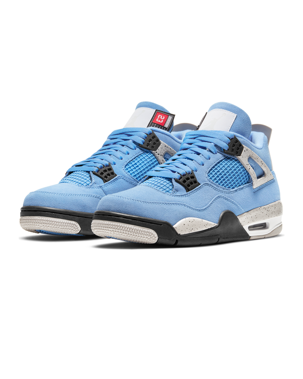 "Air Jordan 4 Retro - ""University Blue"""