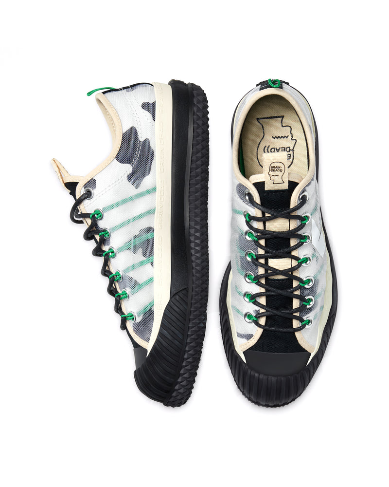Converse x Brain Dead Bosey MC Low