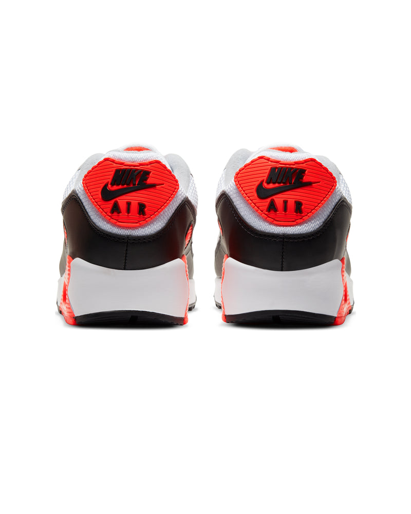 Air Max III - White / Black-Grey / Radiant Red