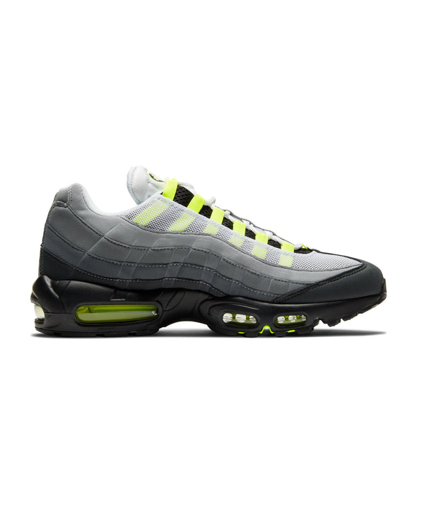Air Max 95 OG 'Neon' - Black / Neon Yellow / Graphite