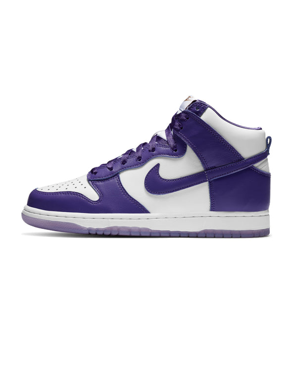 Dunk High 'Varsity Purple' - White / Purple