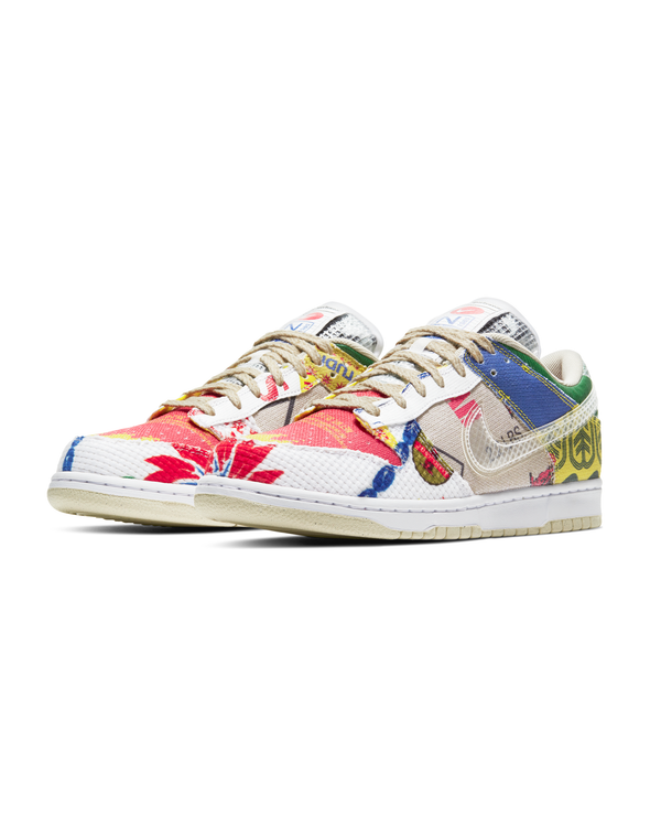 "Dunk Low Retro ""City Market"" - Multi-Color / Multi-Color"