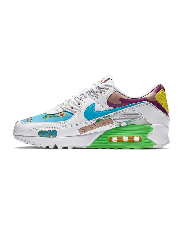 Ruohan Wang Flyleather Air Max 90 - Multi