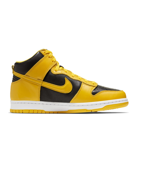Dunk High SP 'Varsity Maize' - Black / Yellow