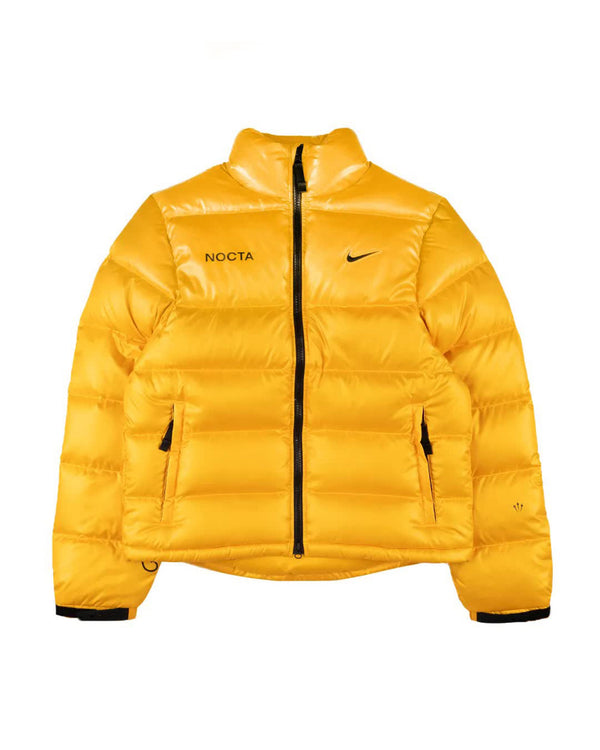 Nocta Puffer Jacket - University Gold