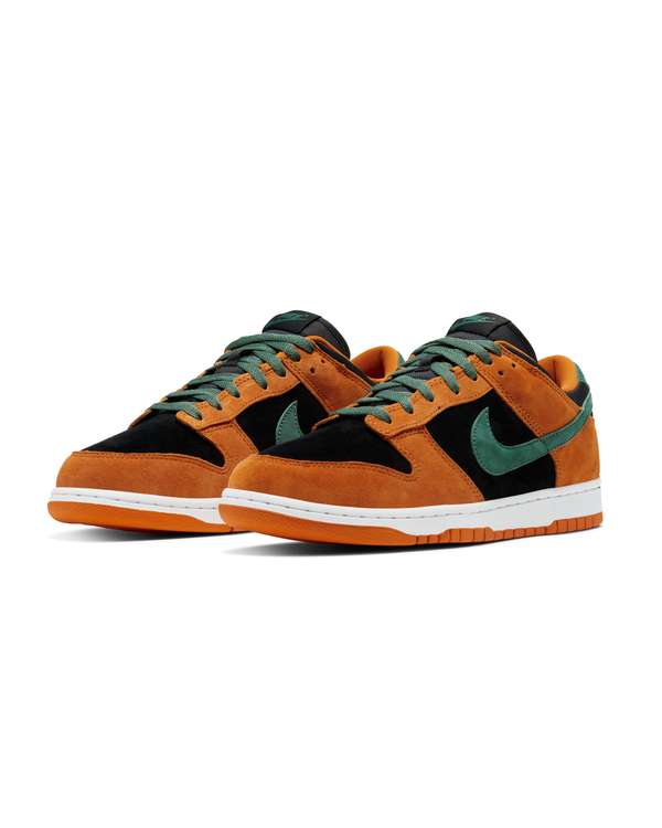 "Nike Dunk Low SP ""Ceramic"" - Black / Nori / Ceramic"