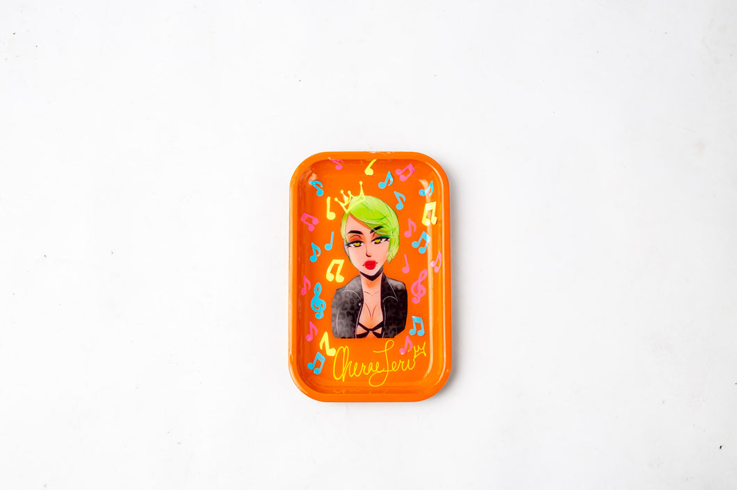Mini Q Queenin Rolling GlowTray LIMITED EDITION