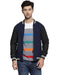 Full Sleeve Color Block Men Jacket