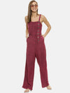 Women Solid Stylish Casual Jumpsuit