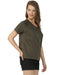 Women's Stylish New Trends Drawstring Casual Top