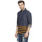 Men's Stripes Casual Shirt