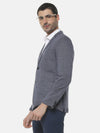Men Solid Stylish Full Sleeve Casual Blazer's
