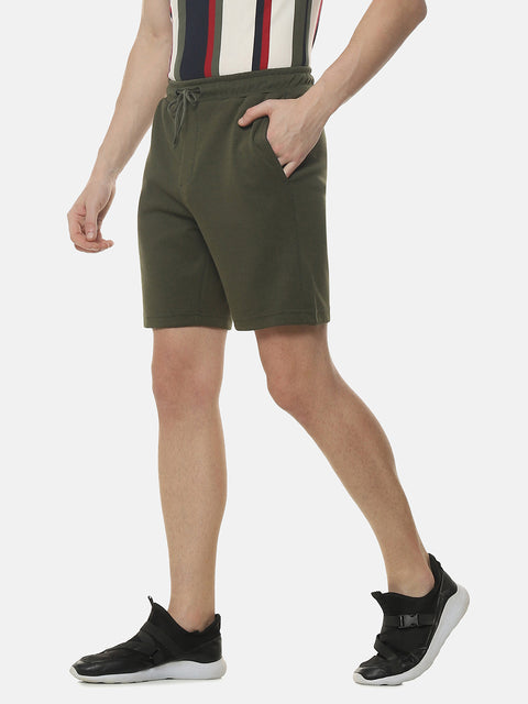 Men Stylish Solid Shorts