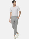Men Stylish Checks Trackpant