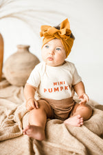 Mini Pumpkin Onesie