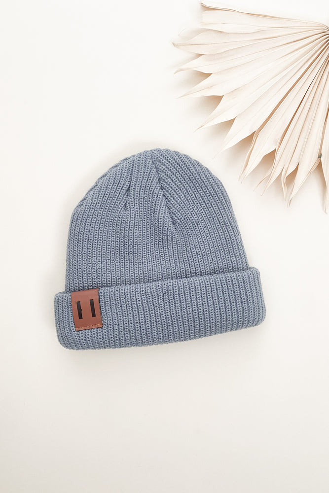 Load image into Gallery viewer, Grey Beanie