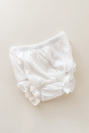 Blake Bloomers White