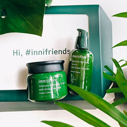 Intensive Hydrating Cream & Serum - Innisfree