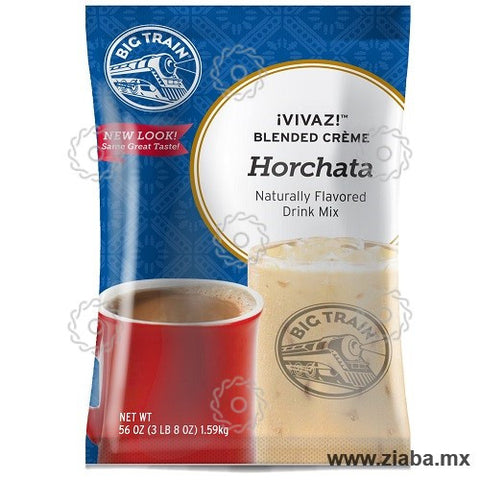 Horchata Vivaz Blended Crème - Big Train