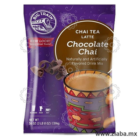 Té Chai Chocolate Latte - Big Train - Ziaba Gourmet