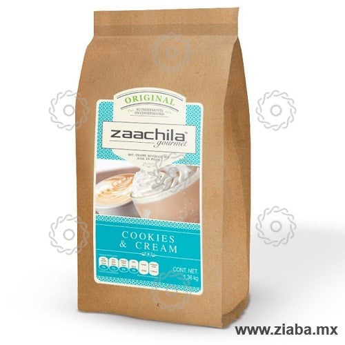Cookies and Cream - Zaachila - Ziaba Gourmet