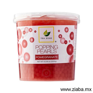 Granada (Pomegranate) - Perlas Explosivas Tea Zone