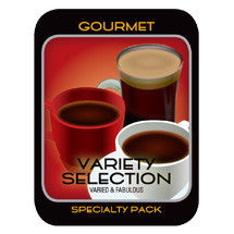 Cafejo Coffee Variety Pack Single Serve Cups (As low as $0.35 Per Cup)