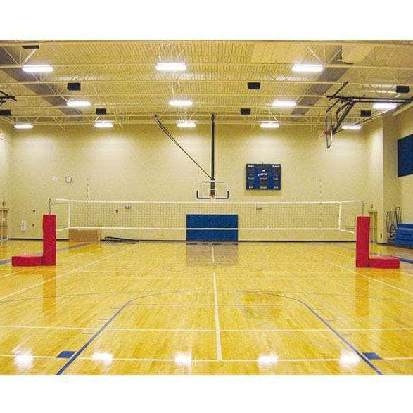 First Team Horizon Competition Portable Volleyball Net System