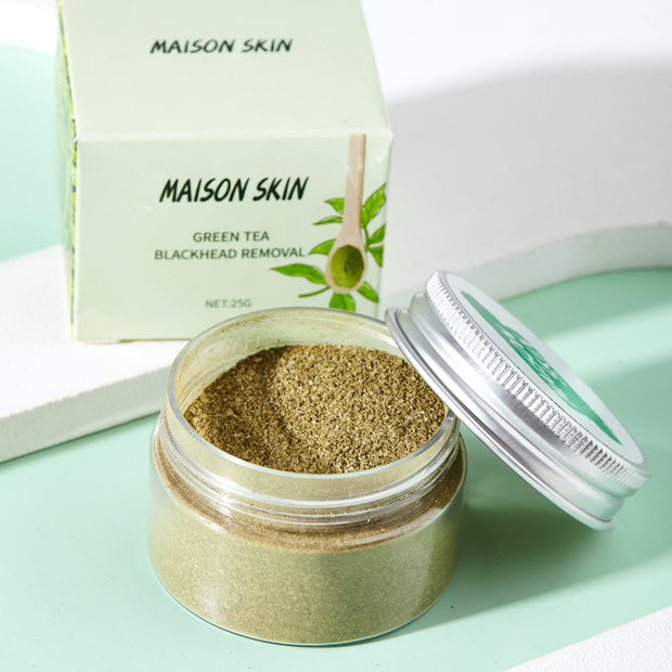GREEN TEA BLACKHEAD REMOVAL FACE MASK