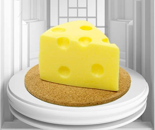 """It's a Cheese!"" Facewash Soap Bar"
