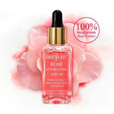 ROSE HYDRATING FACE SERUM