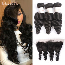 Load image into Gallery viewer, Xclusive Beauty Virgin Human hair loose wave hair extensions
