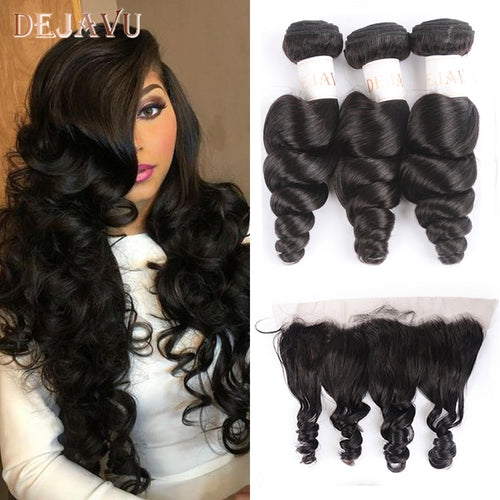 Xclusive Beauty Virgin Human hair loose wave hair extensions