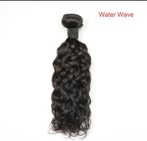 Xclusive Beauty Virgin Human hair  water  wave hair extensions