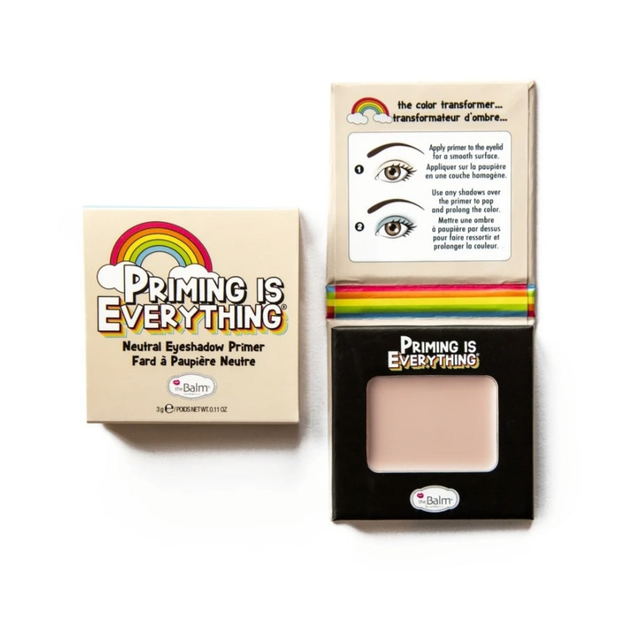 neutral eyeshadow primer