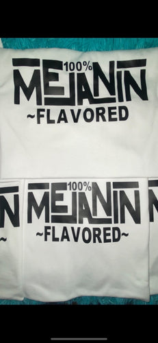 Melanin Flavored T-Shirt
