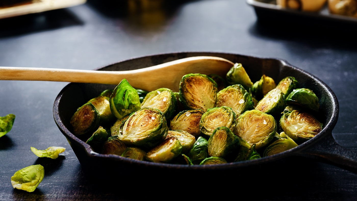 Charred Brussels Sprouts Recipe