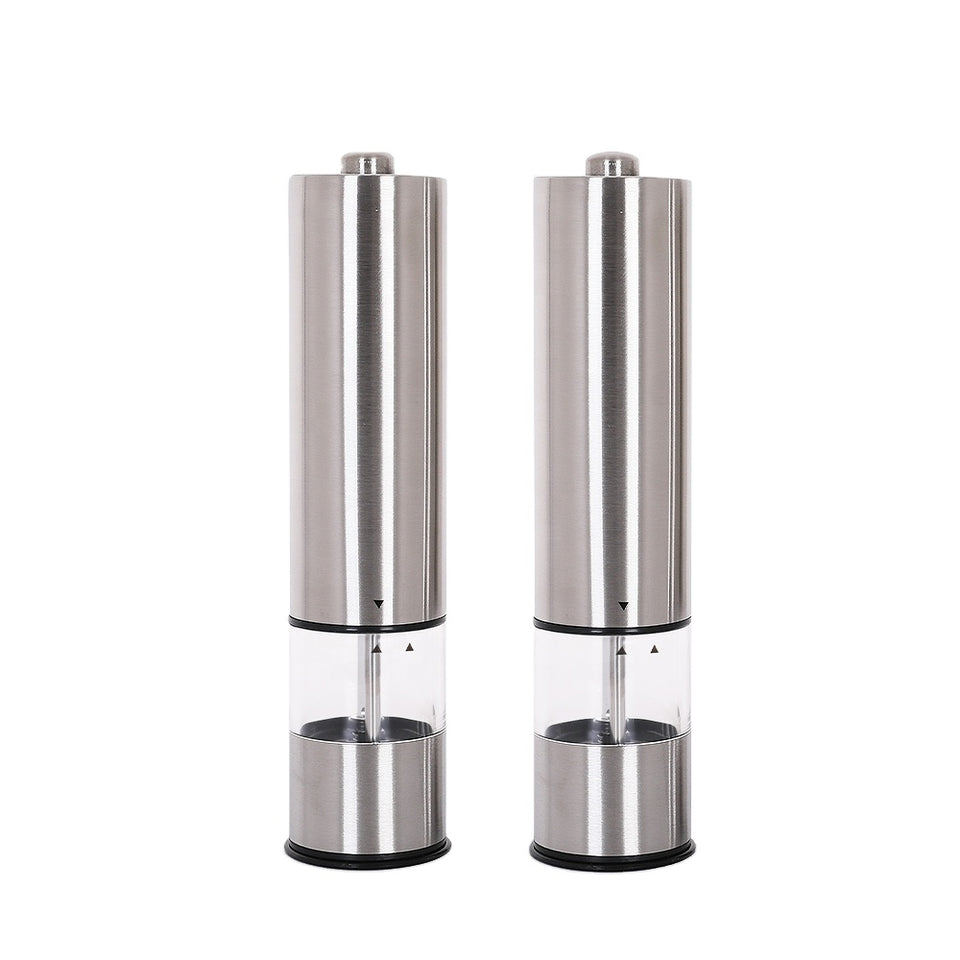 Automatic Electric Acrylic Salt & Pepper Grinder