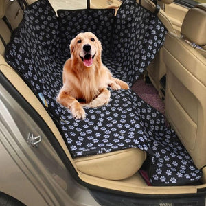 Waterproof Rear Back Pet Dog Car Seat Cover