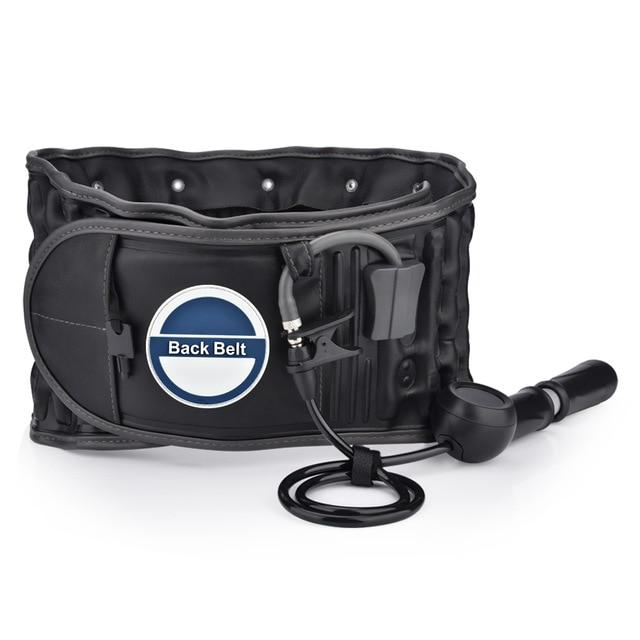 Spinal Decompression Therapy Fitness Back Belt - FitnFettle