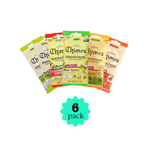 Load image into Gallery viewer, Chimes Ginger Chews | Sampler | 6-Pack | 1.5oz
